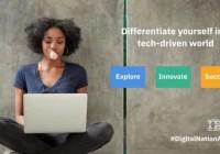IBM Digital Nation Africa Internship 2019 for young Nigerians