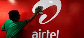 Bharti Airtel declines despite turning black in Q4