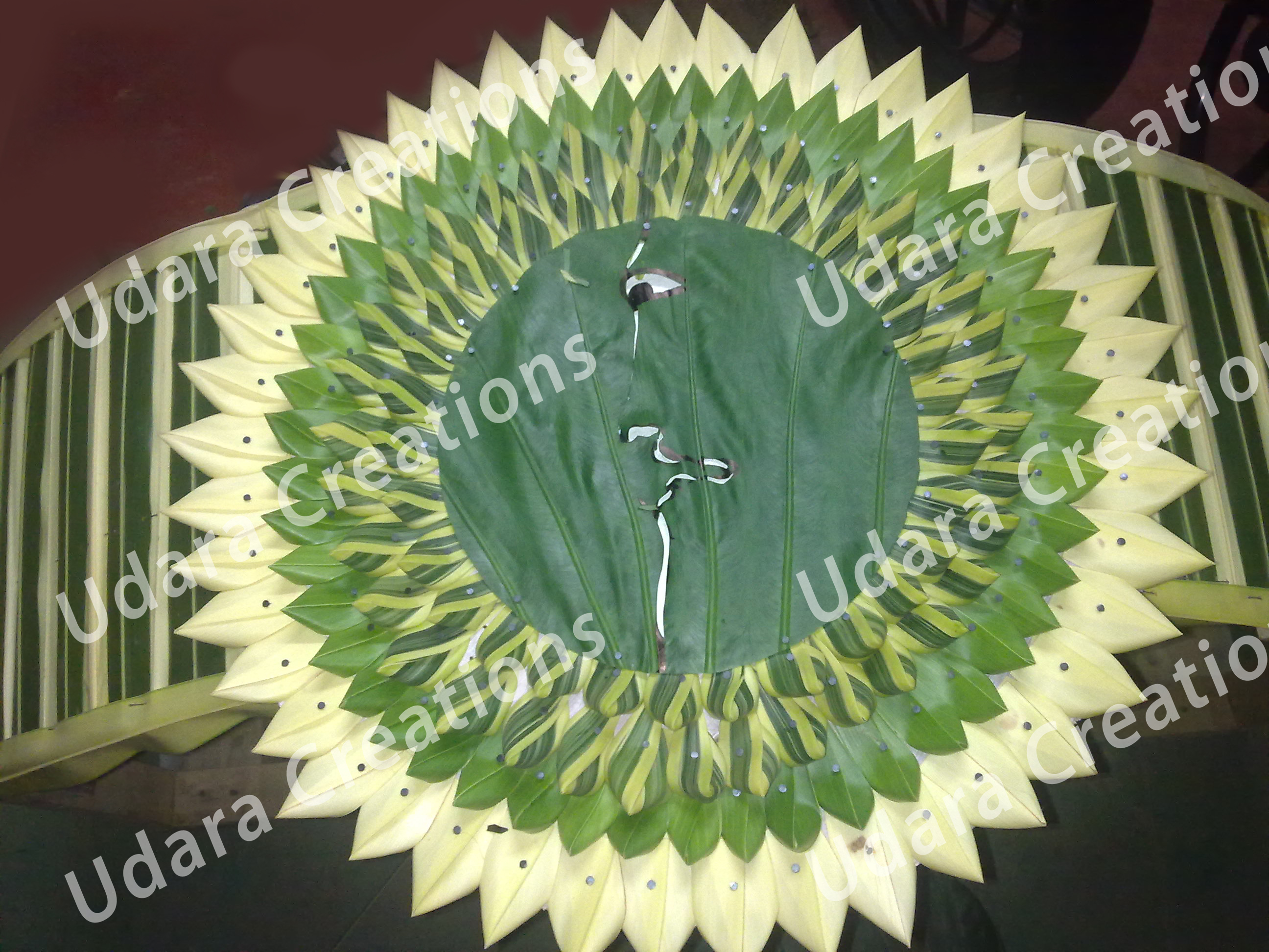 Poruwa 3rd  Udara Creations