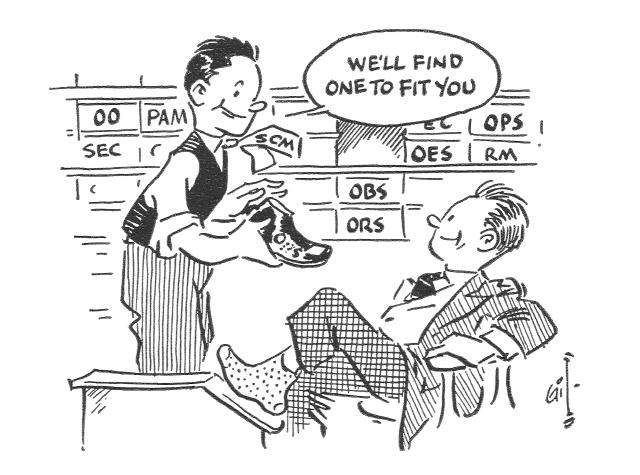 Volunteer, ARRL Handbook 1961