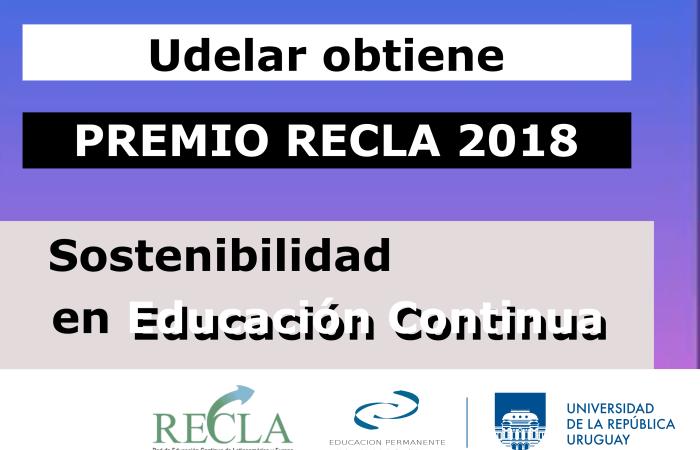 Premio Internacional para la Universidad de la República