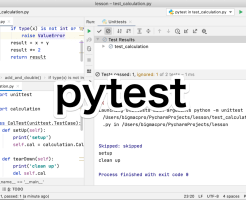 Pythonでpytestを実行する