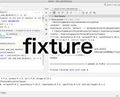 Python pytestでfixtureを使う