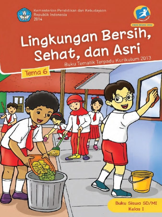 Contoh Poster Kebersihan Lingkungan