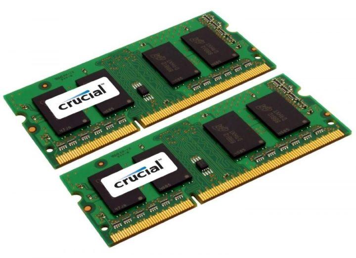Merk RAM Laptop Crucial