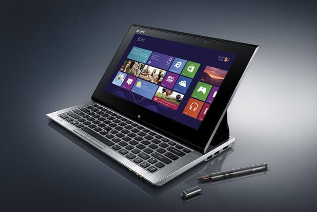 merk laptop Sony