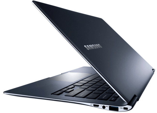 merk laptop samsung