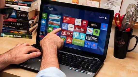 merk laptop toshiba