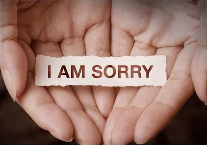350 Kata Kata Minta Maaf Yang Sopan Halus Tulus