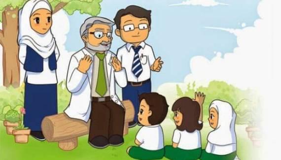 ruang lingkup pendidikan agama islam