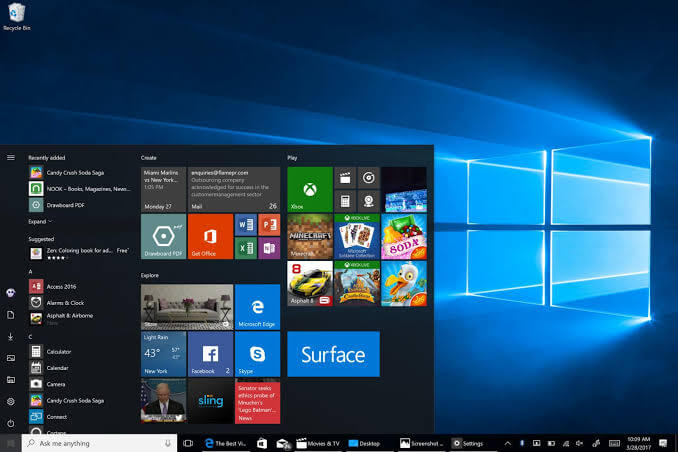 cara mudah screenshot di laptop windows 10