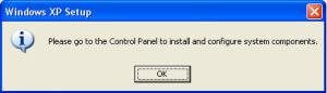 hasil pengecekan virus di laptop