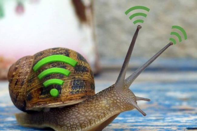Faktor jaringan wifi lemot