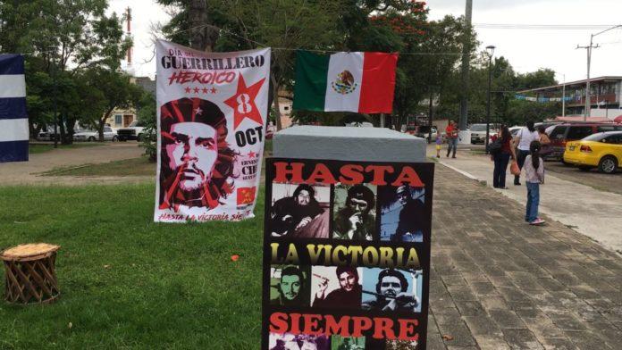 homenaje Che Guevara
