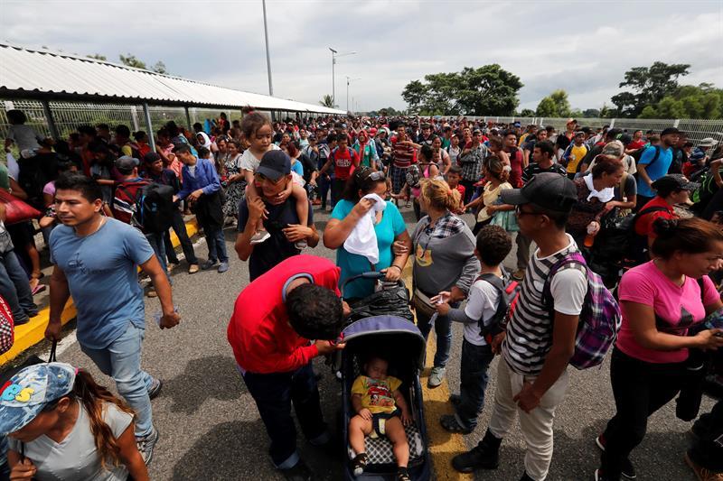 entender migrantes Honduras