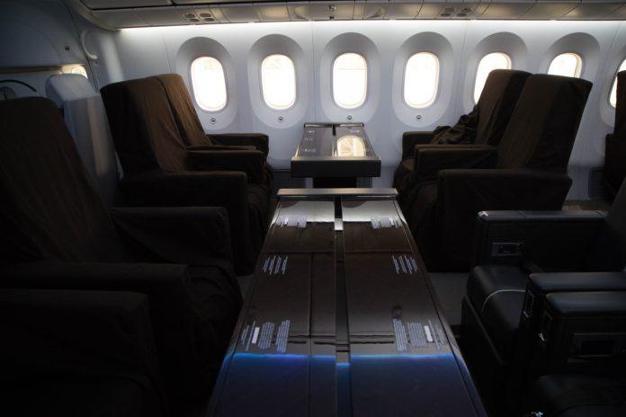 avión presidencial México California venta