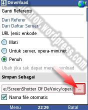 Opera Mini modif 4.21.22