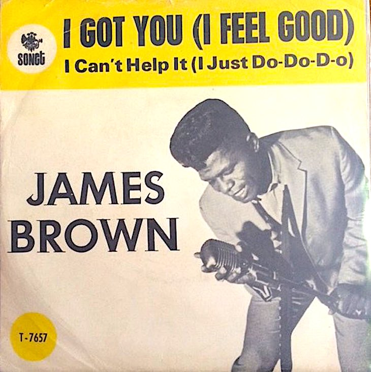 James Brown Feels Good Udiscover