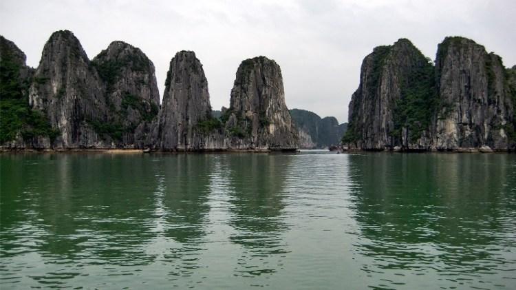 Бухта Халонг (Вьетнам). Фото / Ha Long Bay. Photo