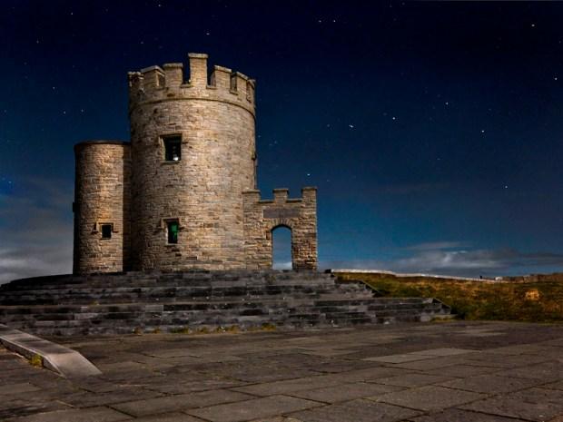 Скалы Мохер в Ирландии. Фото