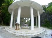 The temple shrine