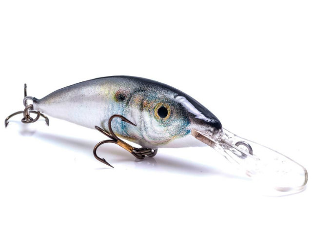 Ugly Duckling Lures Ultra Light Minnow Crank 5 Floating