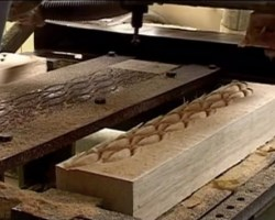wood shaping