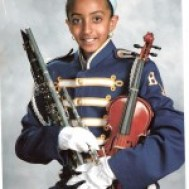 Lydia Tirfe - flute, clarinet, violin