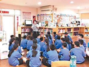 學生讀報 強化媒體識讀素養