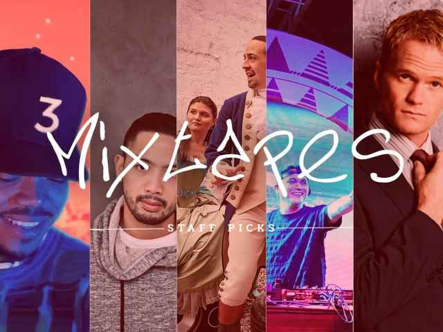 Staff Picks Mixtape including Chance the Rapper