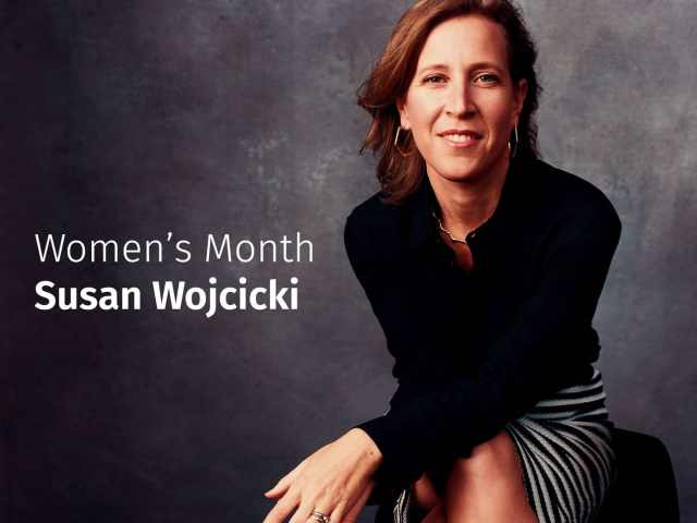 YouTube CEO Susan Wojcicki