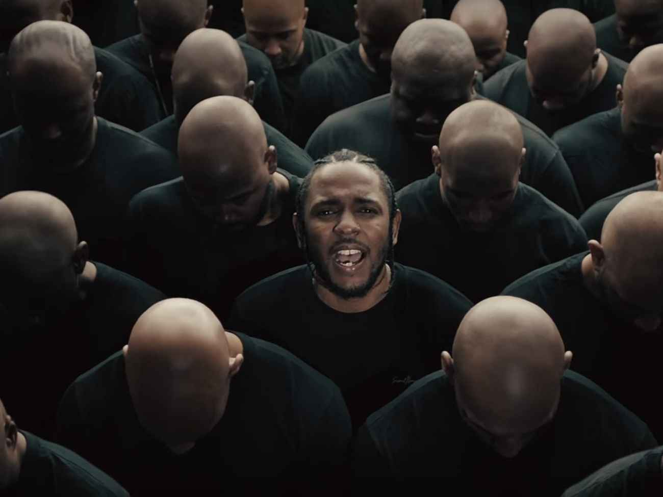 Kendrick Lamar Humble music video