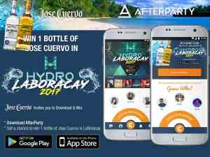 AfterParty and Jose Cuervo contest
