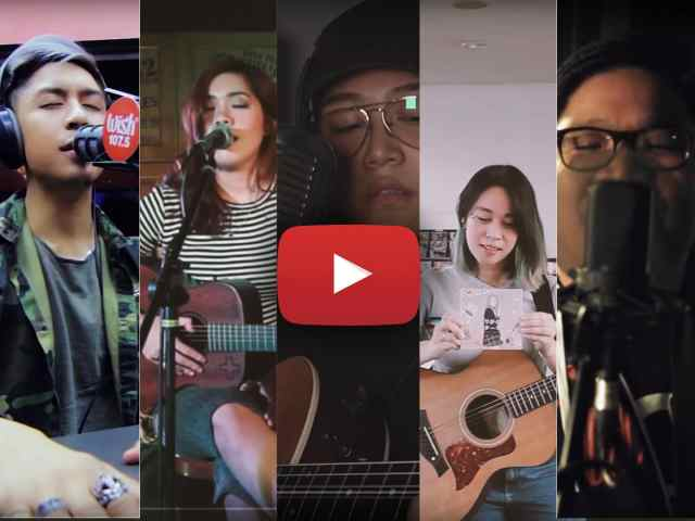 YouTube local PH Artists