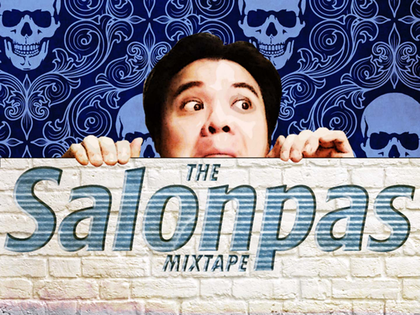 Dimas made the Salonpas Mixtape