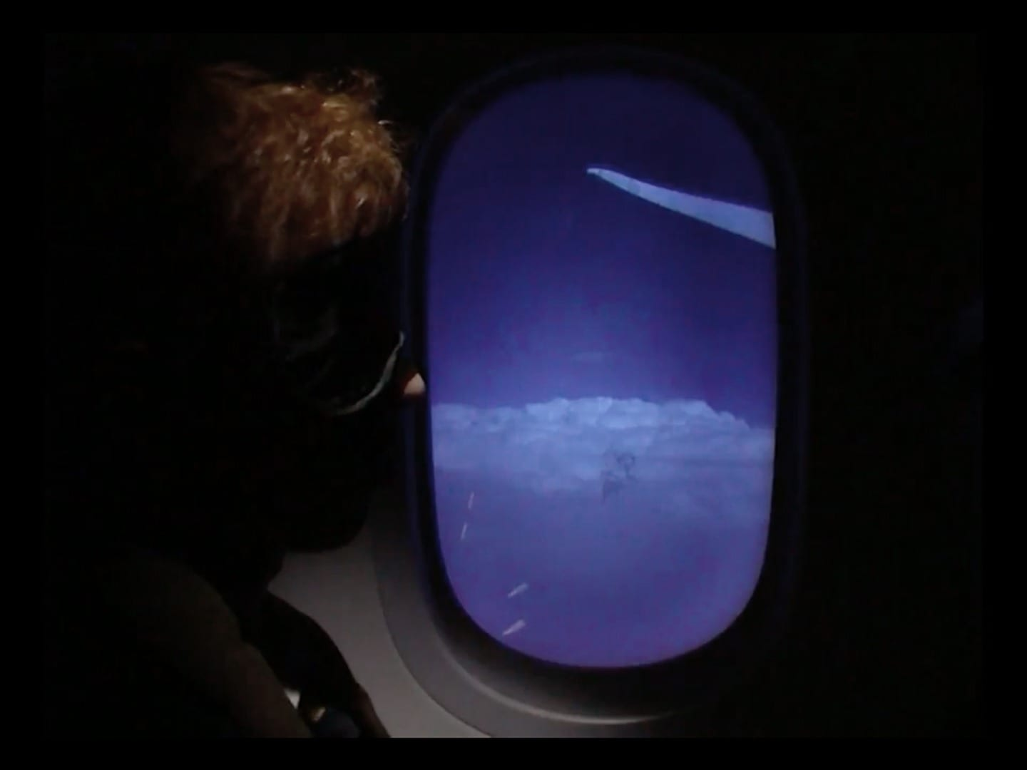 King Krule in his music video for Czech One