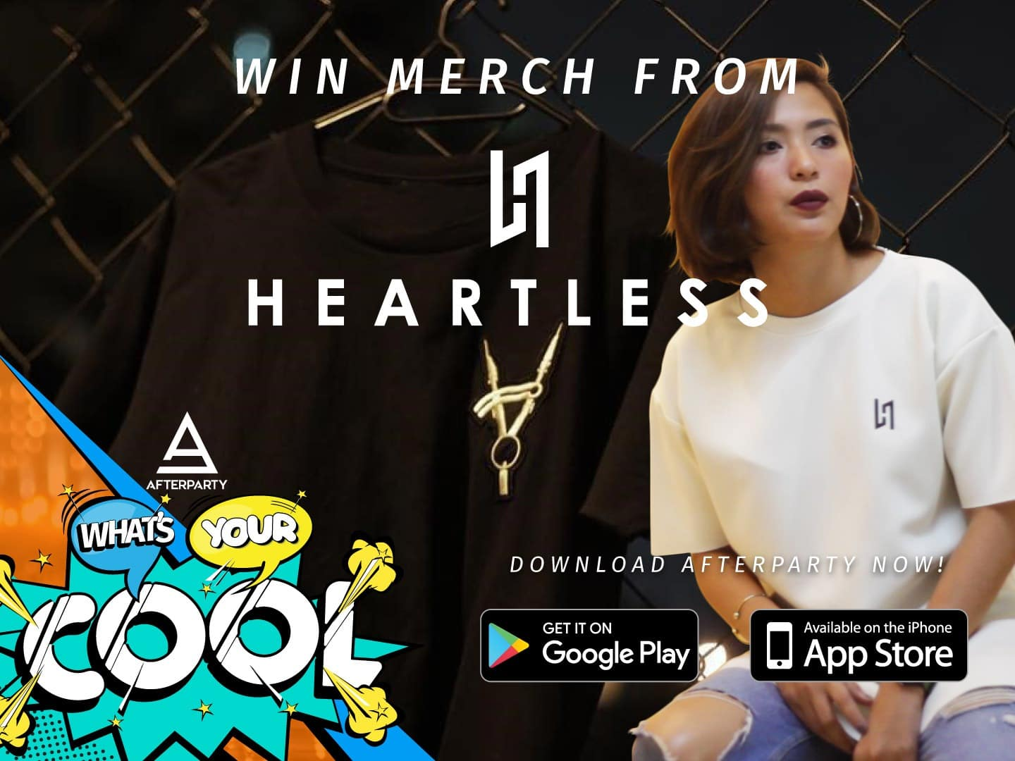 Joyce for Heartless PH