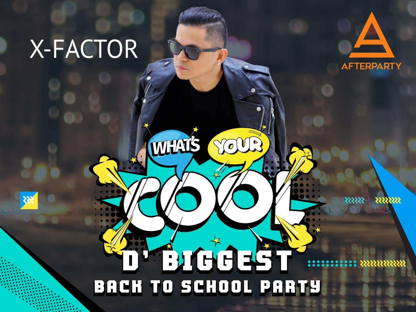 DJ X-Factor for UDOU PH