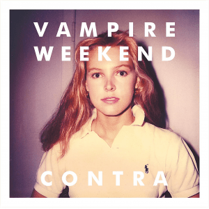 Contra album cover by Vampire Weekend
