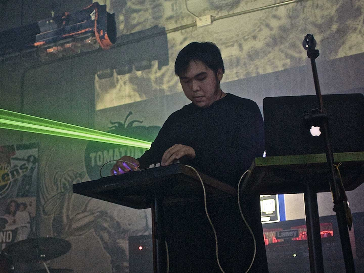 similarobjects performing at CSB's Music Business Week