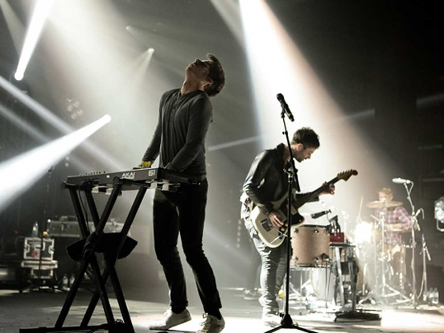 Foster the People live