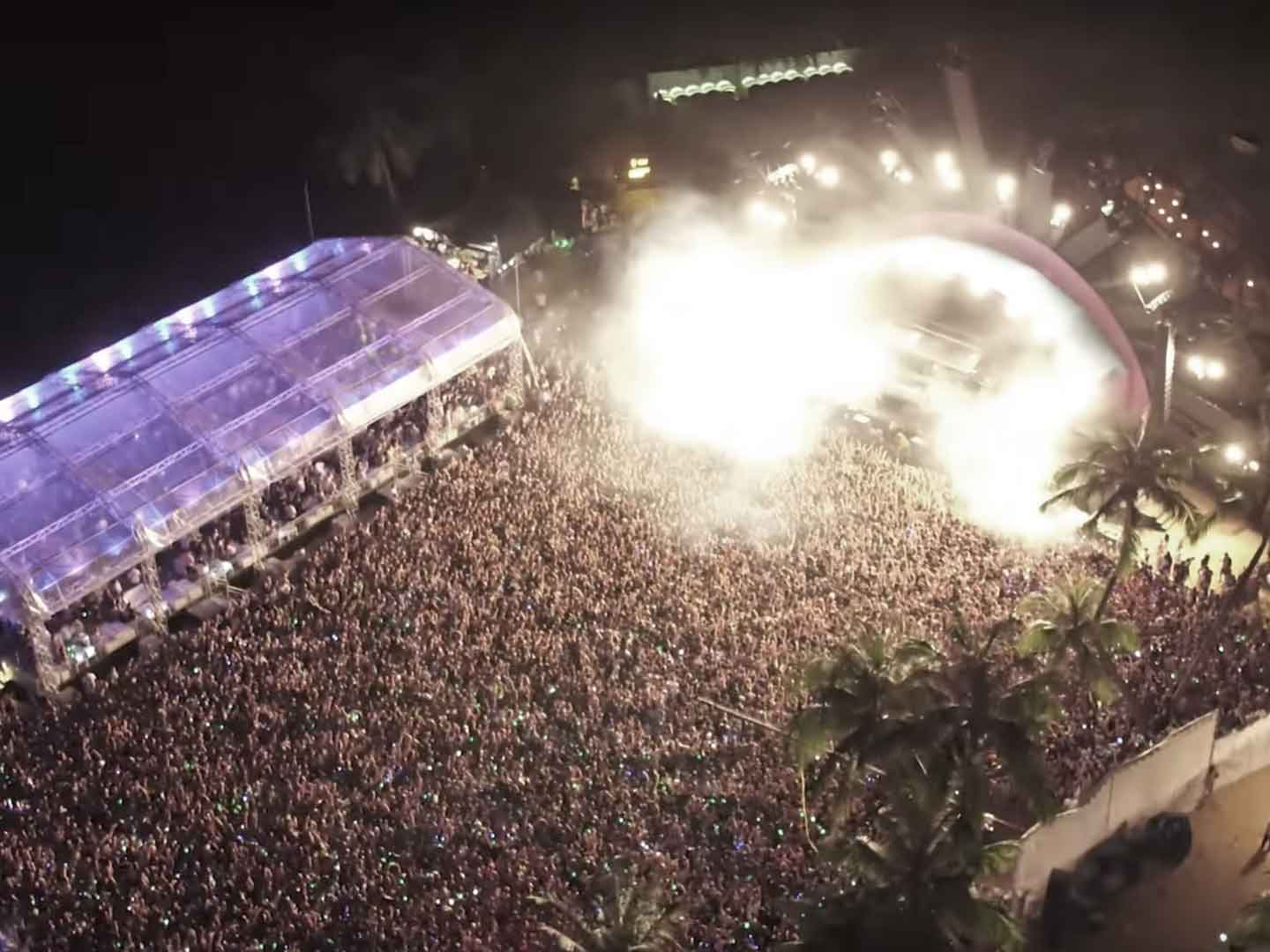 ZoukOut 2016 top view