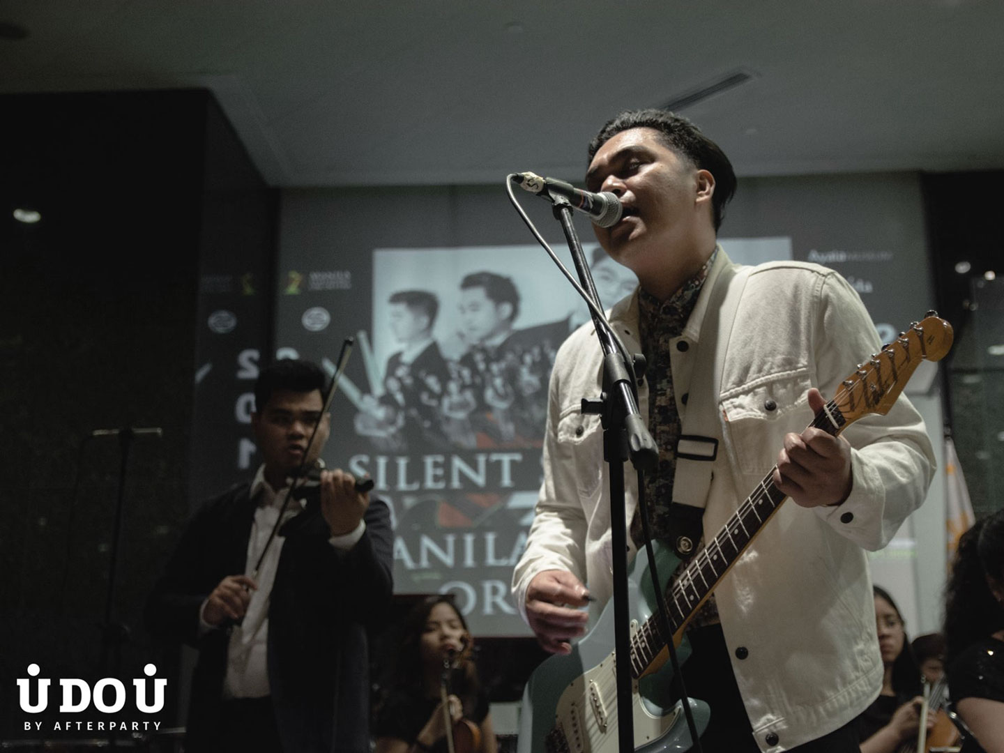 Silent Sanctuary live in Ayala Museum