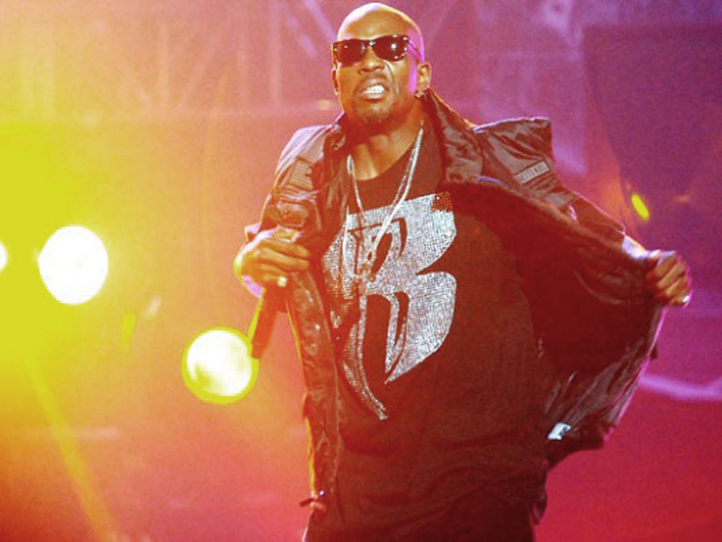 DMX live at the BET Awards