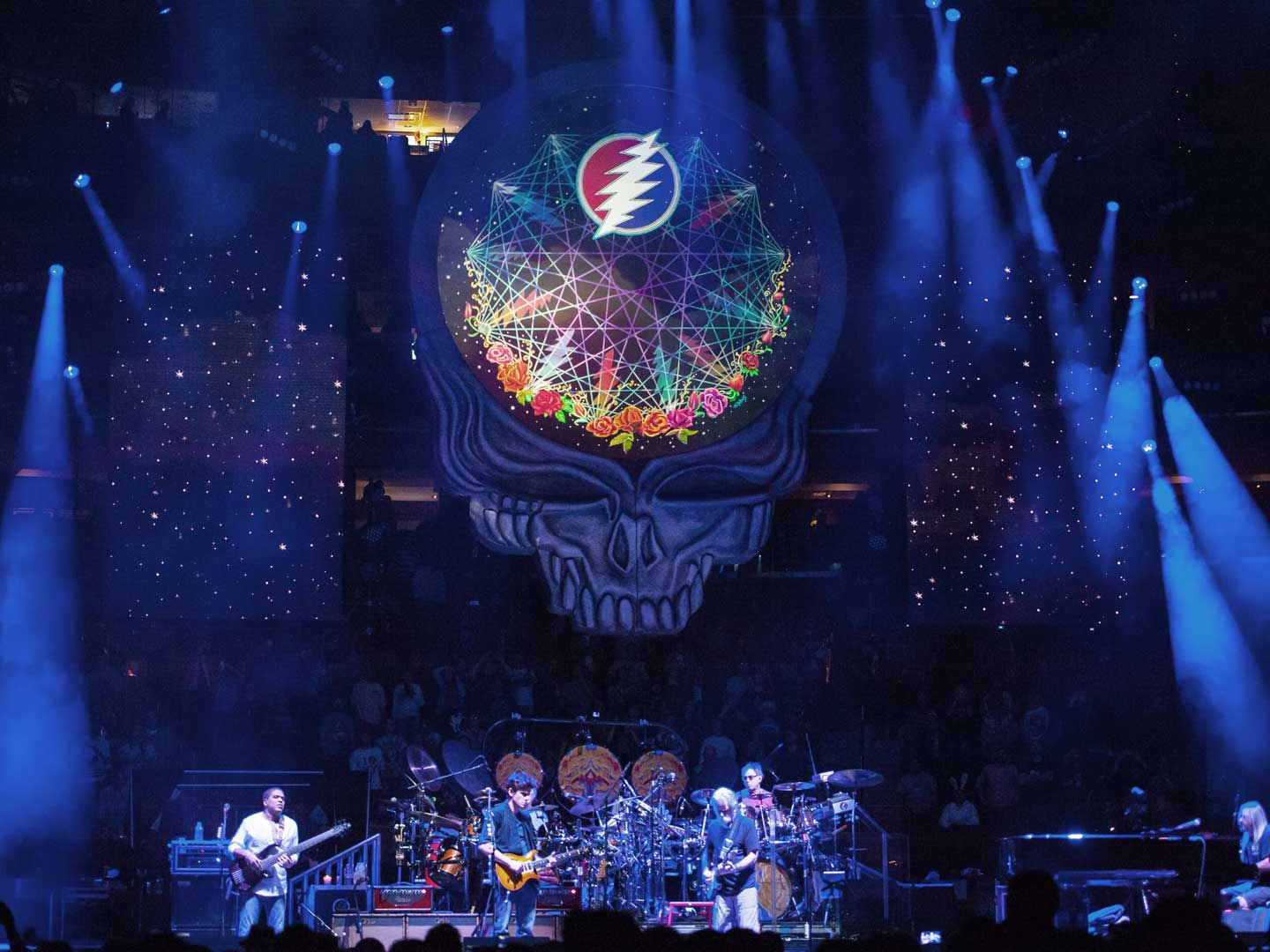 Dead & Company performing live