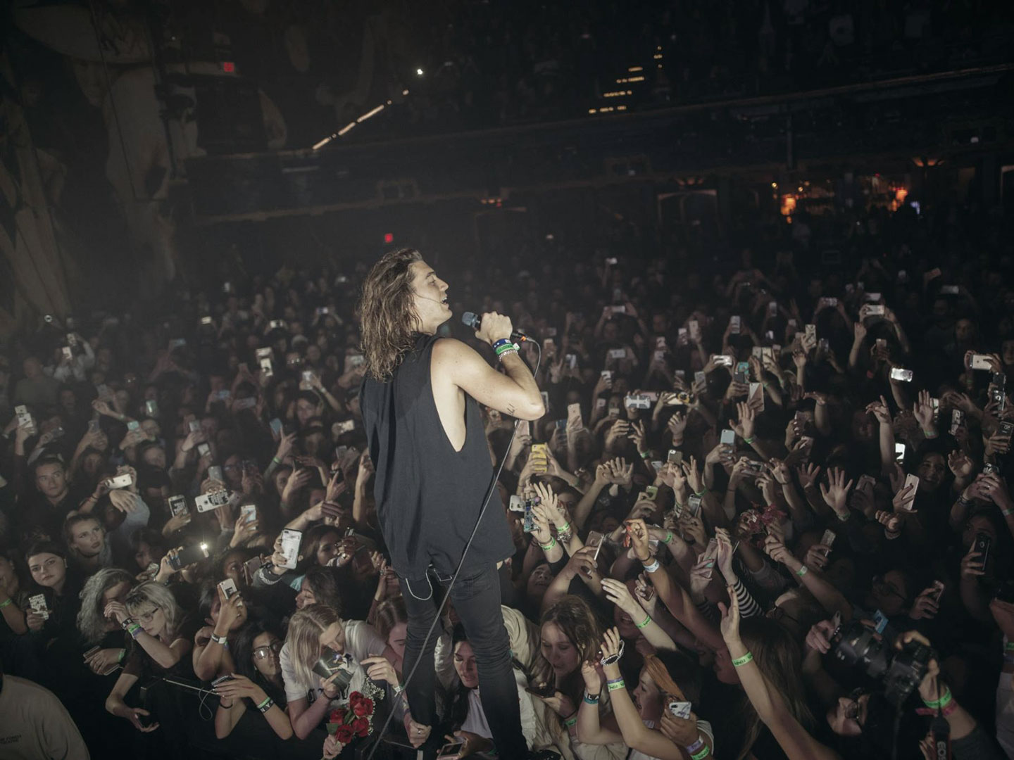 LANY performing live
