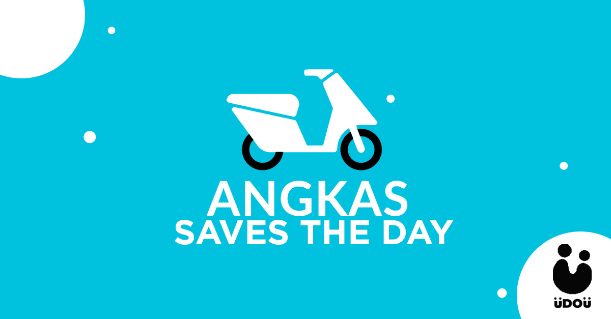 Angkas free rides to LRT 2 commuters