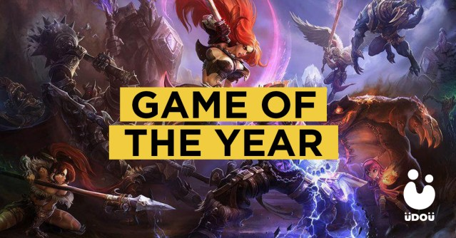 LEague of Legends esports of the year award 2019