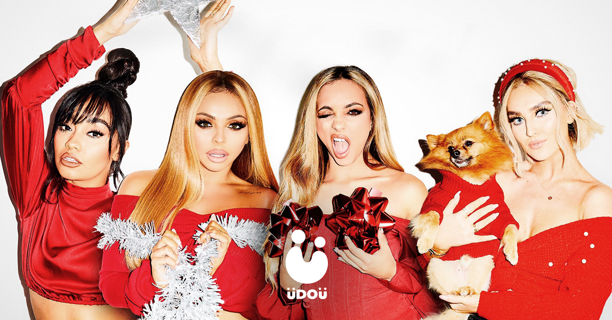 One I've Been Missing by Little Mix Christmas Single U Do U Header