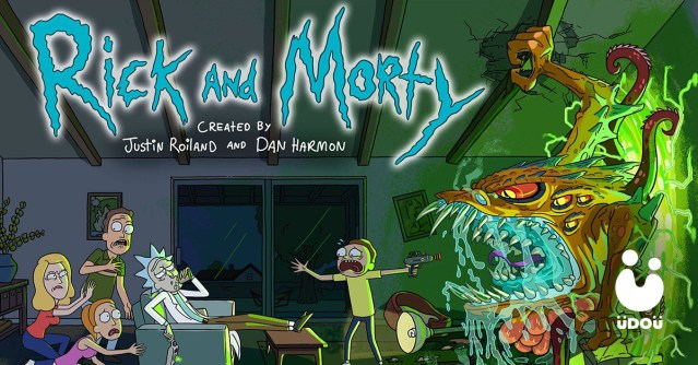 Rick and Morty Season 4 Trailer and Opening Sequence